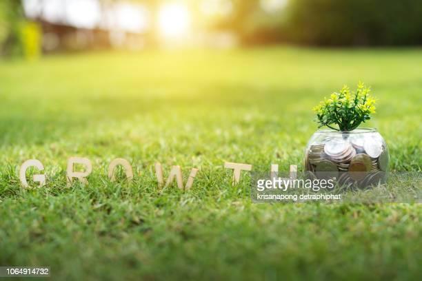 growth concept,business concept,home concept - responsabilidad fotografías e imágenes de stock
