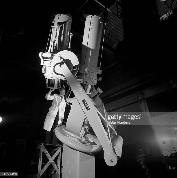 Grubb Parsons of Heaton Newcastle Upon Tyne made an outstanding contribution to the development of astronomical instrumentation and lead the post war...
