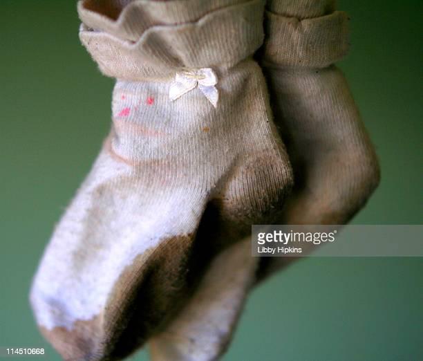 Grubby baby socks