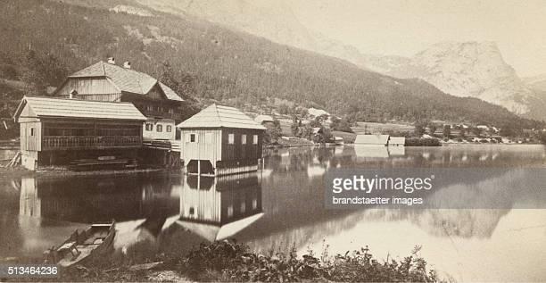 The Fischkalter Circa 1870 Carte De Visite Photograph By Wilhelm Burger