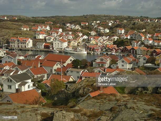 Grundsund city