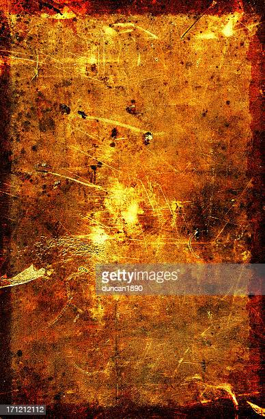 grunge background - old parchment background burnt stock photos and pictures