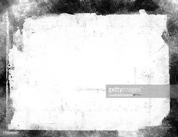 grunge border xl - paint textures stock pictures, royalty-free photos & images
