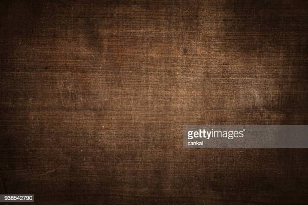 grunge brown background - plank timber stock photos and pictures