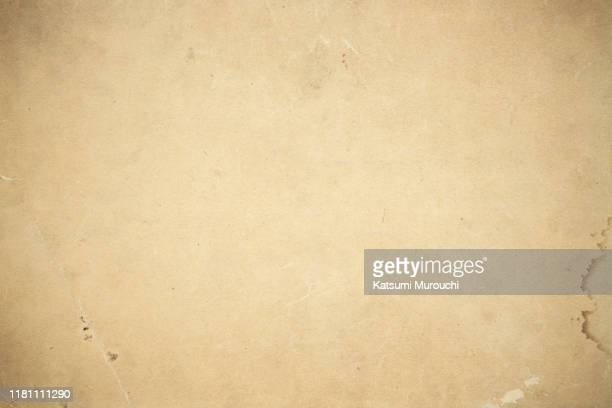 grunge brown paper texture background - old fashioned stock pictures, royalty-free photos & images