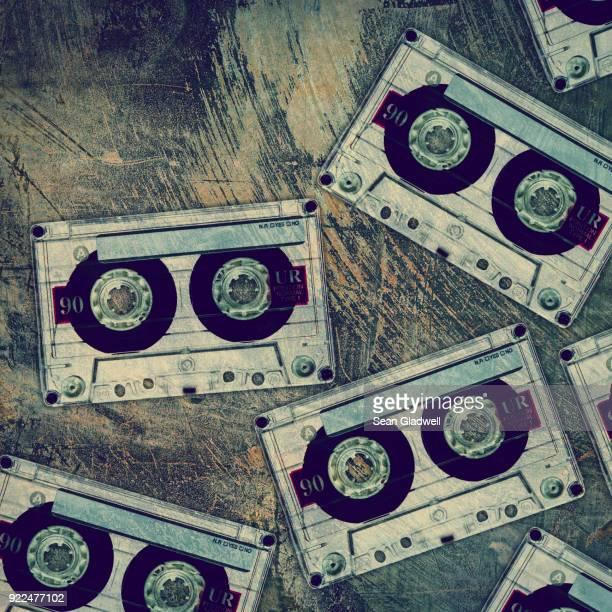 Grunge cassettes