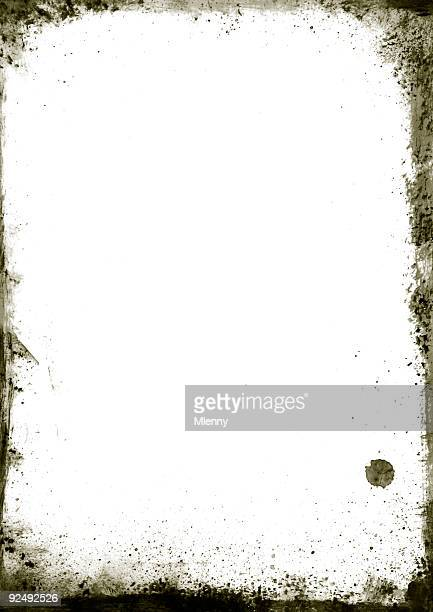 grunge frame - mlenny photography stock pictures, royalty-free photos & images