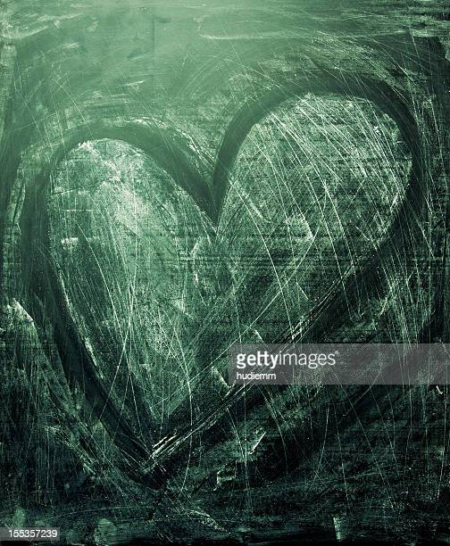 grunge heart texture - february background stock pictures, royalty-free photos & images