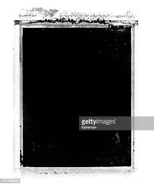 Grunge Image Transfer Background or Frame