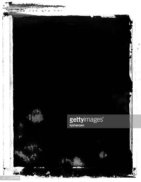 Grunge instant Image Transfer Background or Frame