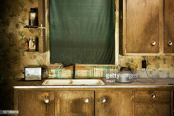 Grunge Kitchen