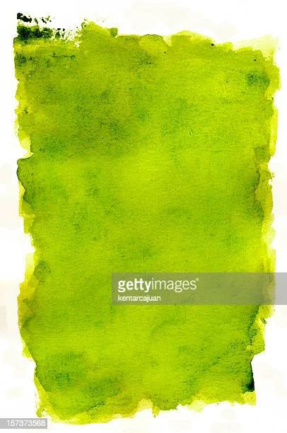 Grunge Lime Frame Vol I