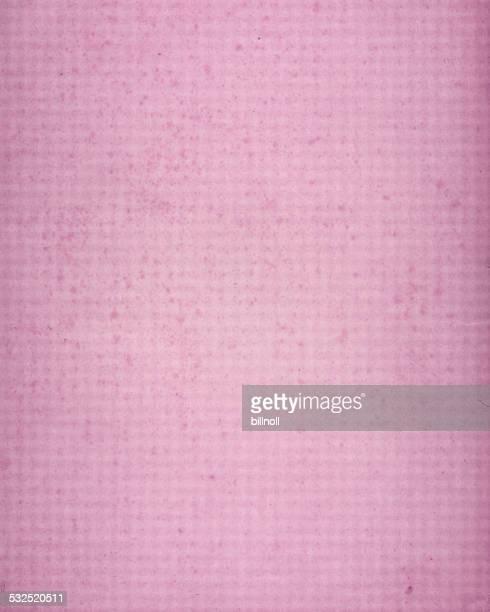 grunge pink graph paper