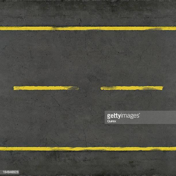 Textur Grunge Road