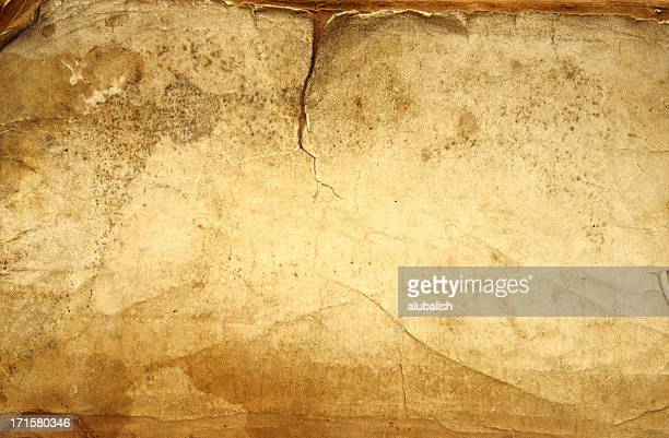 grunge vintage paper - parchment stock pictures, royalty-free photos & images