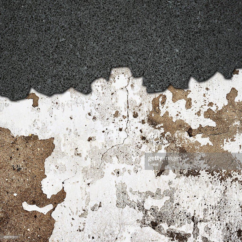 grunge wall : Stock Photo