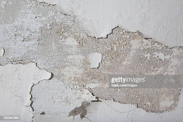 grunge wall texture - chipping stock pictures, royalty-free photos & images