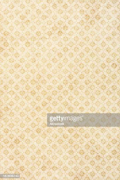 grunge wallpaper - victorian wallpaper stock pictures, royalty-free photos & images