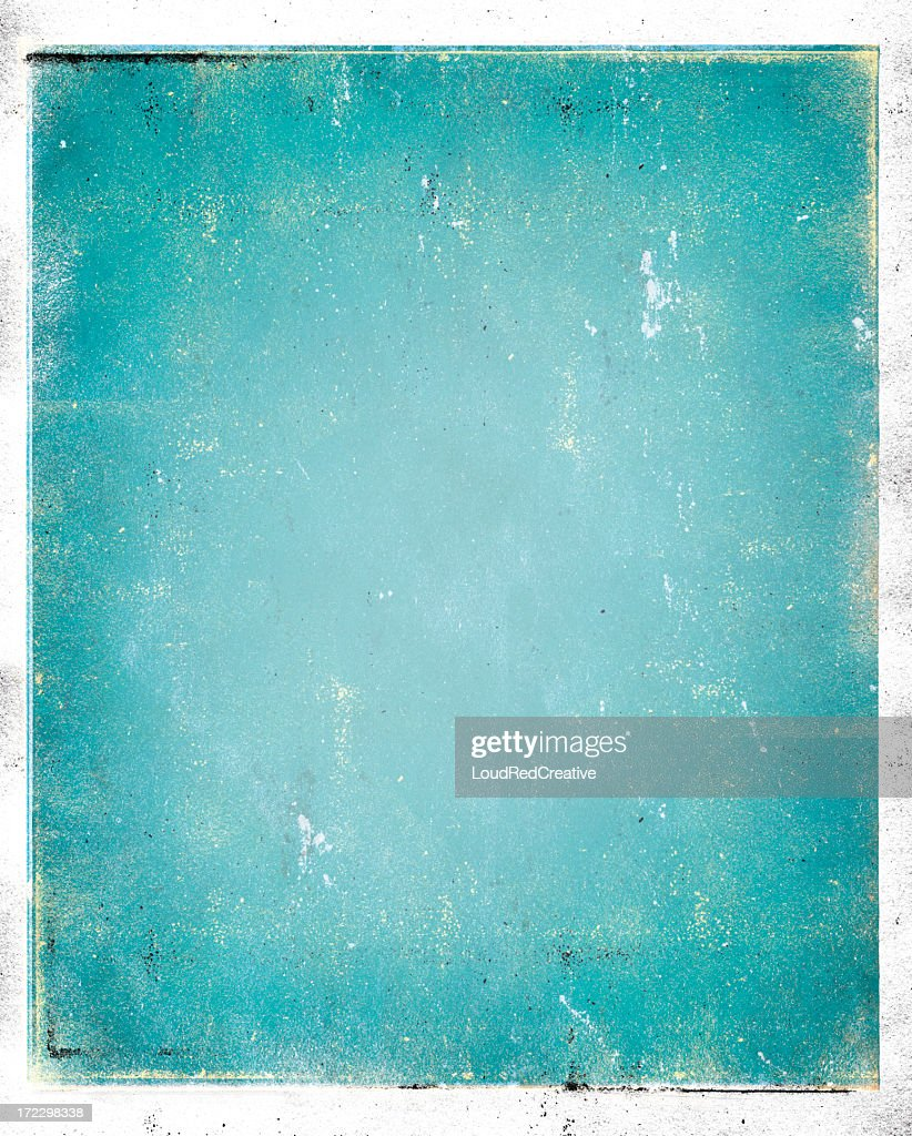 Grungy background in blue without anything on it : Stock Photo
