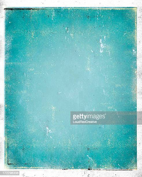 grungy background in blue without anything on it - turquoise colored stock pictures, royalty-free photos & images