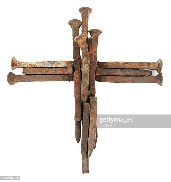 Grungy Kreuz