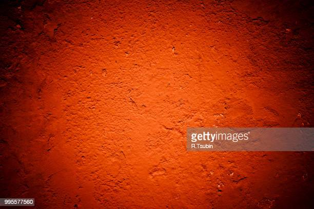 grungy red background texture with dark edges