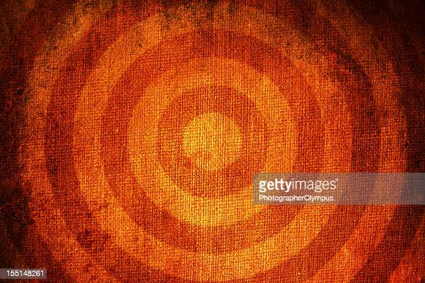 Grungy target background