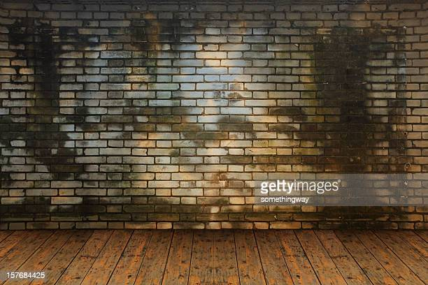 grungy theatre stage - vaudeville stock pictures, royalty-free photos & images