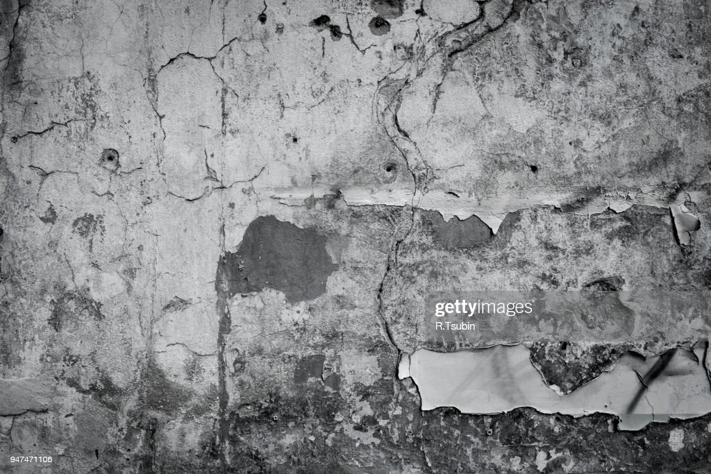 Grungy vintage wall stone texture background : Stock Photo