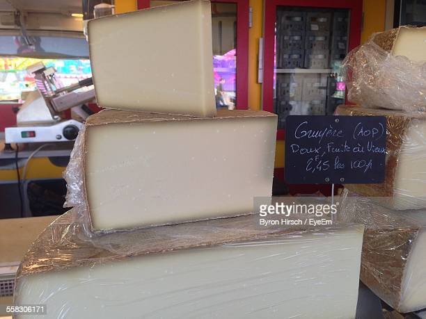 Gruyere Cheese In Store