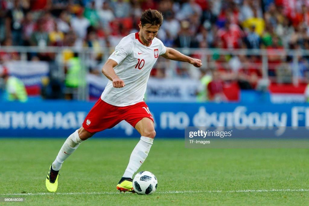 Poland v Senegal: Group H - 2018 FIFA World Cup Russia : News Photo