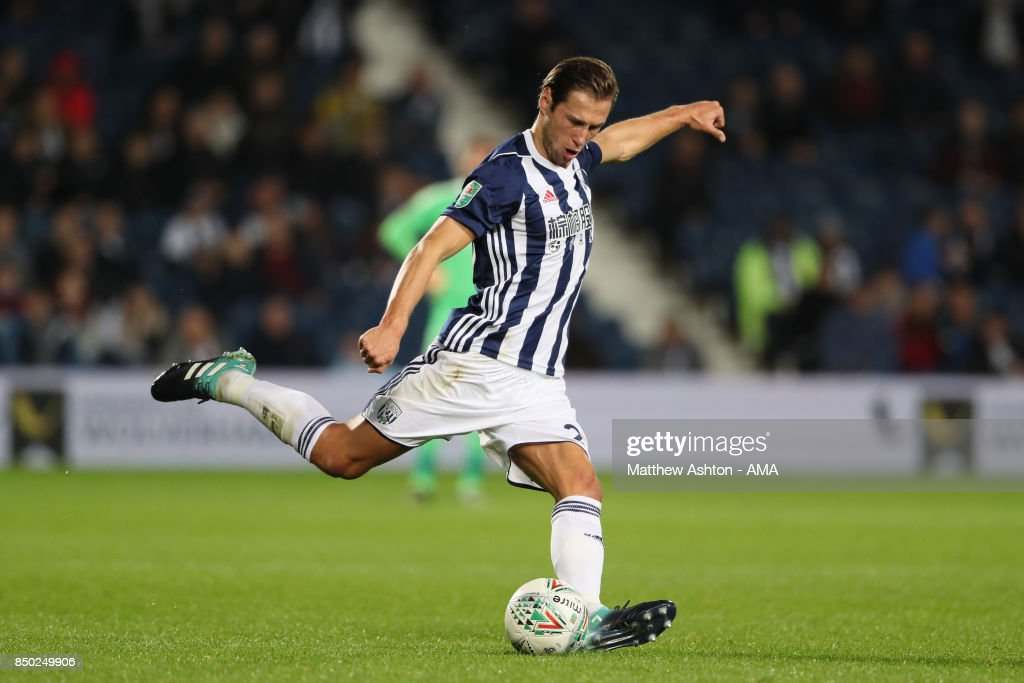 West Bromwich Albion v Manchester City - Carabao Cup Third Round : News Photo