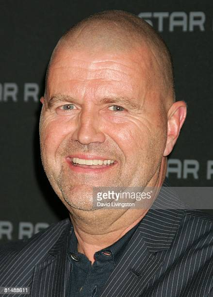 Star CEO Jos van Tilburg attends GStar's launch of LA Raw Nights at GStar on June 4 2008 in Beverly Hills California