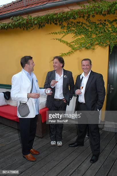 Gäste bei Feier zum 70 Geburtstag von Anja Hauptmann Restaurant 'Fischerhütte am Schlachtensee' Zehlendorf Berlin Deutschland Europa Party feiern...
