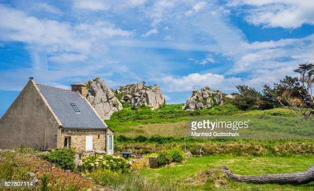 gîte cottage in the Gouffre de Plougrescant
