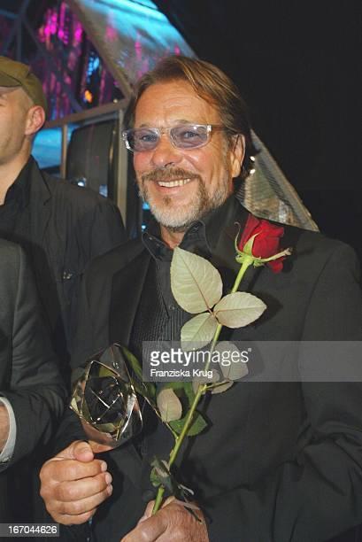 Götz George Bei Der Verleihung Des Adolf Grimme Preises 2003 Im Theater In Marl