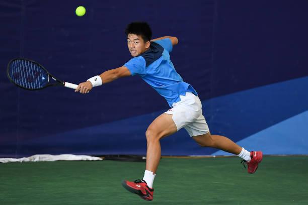 CHN: 2020 CTA Tour 1000 - Guiyang Open: Day 3