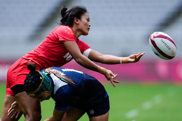 JPN: Rugby Sevens - Tokyo 2020 Olympics - Day 7