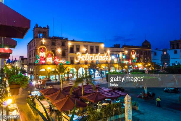 guadalajara, mexico - mexican christmas stock photos and pictures