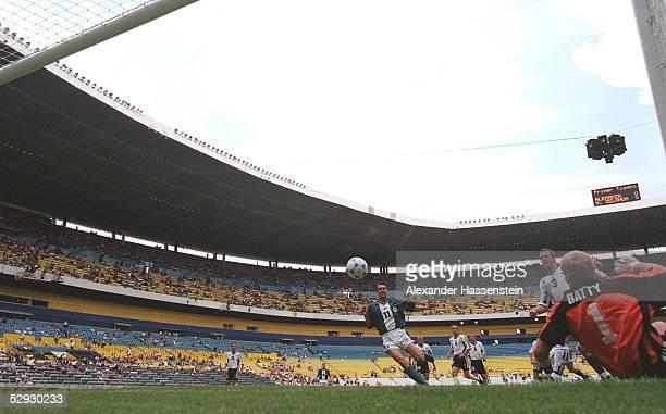CUP 1999 Guadalajara/Mexiko DEUTSCHLAND NEUSEELAND 20 TOR zum 10 durch Michael PREETZ/GER