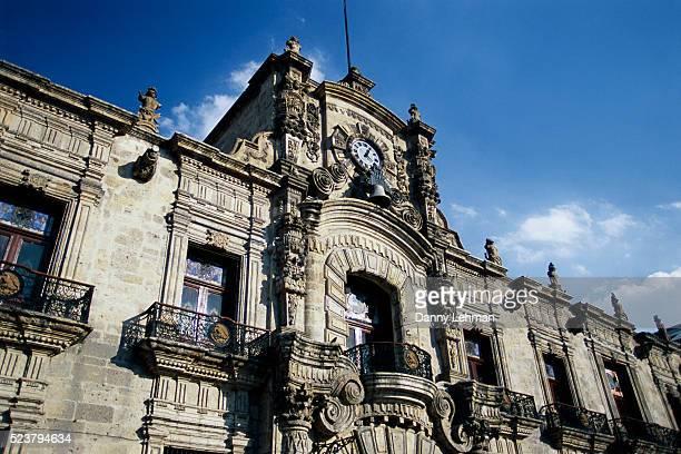 Guadalajara's Palacio de Gobierno