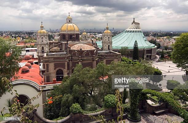 Guadalupe Basilica in Mexico City