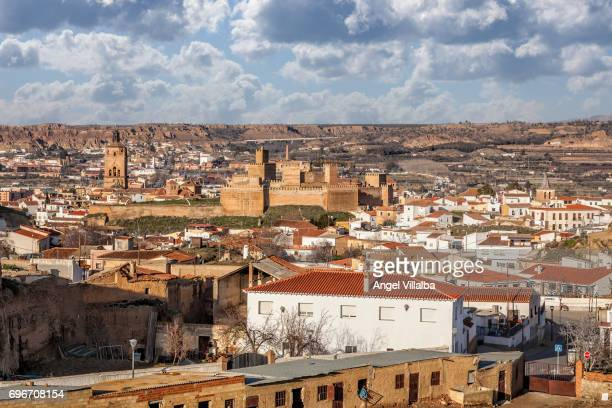 Guadix. Views from the neighborhood of the caves