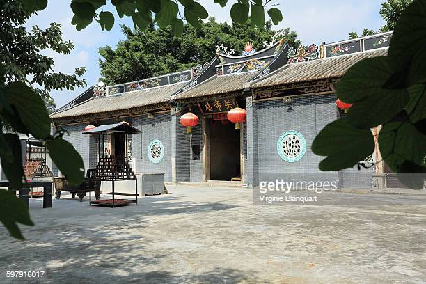 Guan Gong Temple, Nantou ancient city, Shenzhen