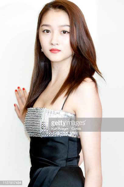 Guan Xiaotong attends the 'Ying' photocall during the 75th Venice Film Festival at the Palazzo del Casino on September 06 2018 in Venice Italy