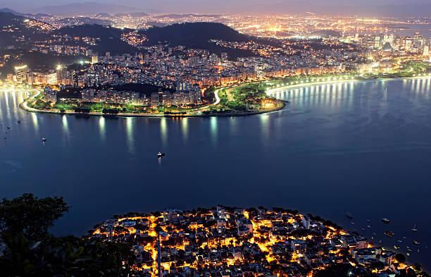Guanabara Bay and Flamengo Park