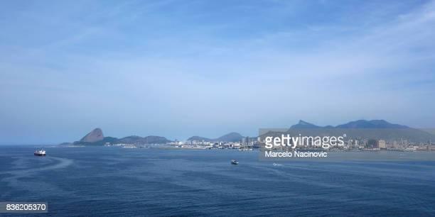 Guanabara Bay in Rio de Janeiro