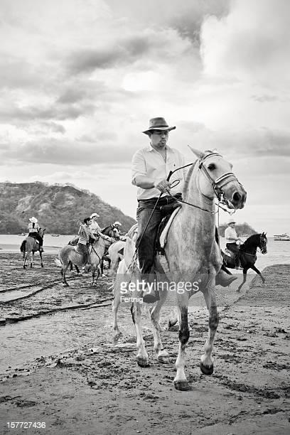 guanacaste horse parade - guanacaste stock-fotos und bilder