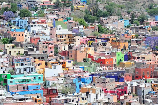 Guanajuato colourful city