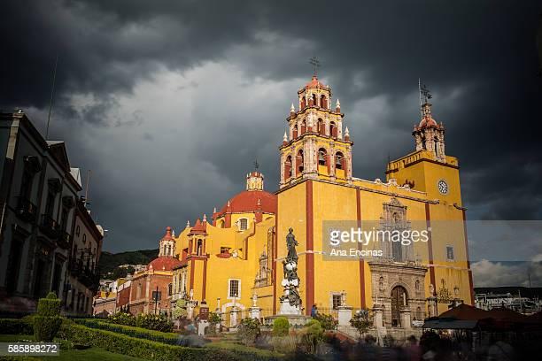 Guanajuato, Guanajuato.